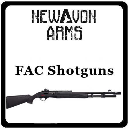 New FAC Shotguns