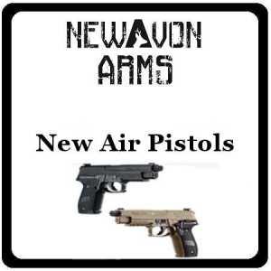 New Air Pistols