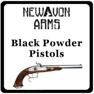 Used Black Powder Pistols