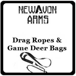 Drag Ropes & Game Deer Bags