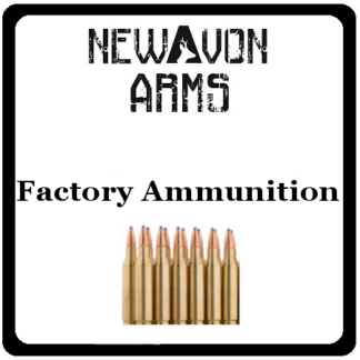 Factory Ammunition