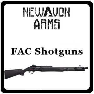 New FAC Shotguns