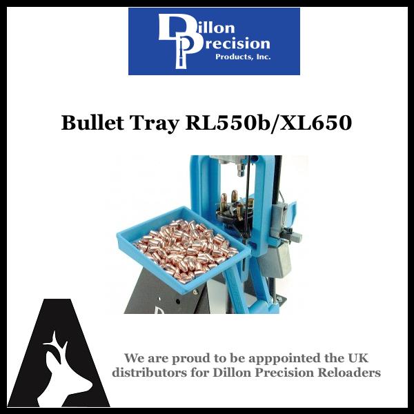Dillon Precision Bullet Tray RL550/XL650