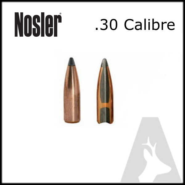 NOSLER  30 Partition 180gr