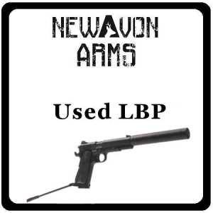 Used Long Barrel Pistols