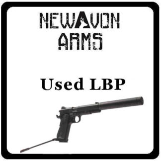 Used Long Barrel Pistols